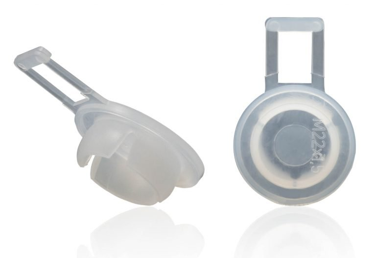 Universallaschenstopfen (ballige Form)