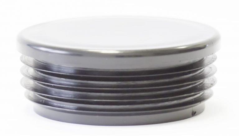 Disc plugs round
