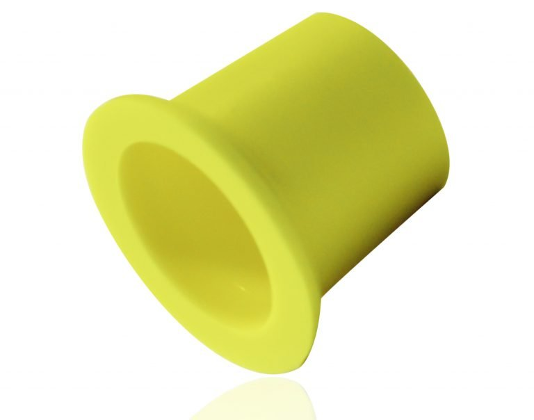 tapered caps/plugs yellow