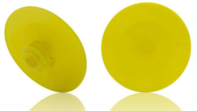 Interner Flanschschutz gelb QT1B0567