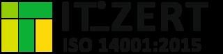 itZert-14001-2015