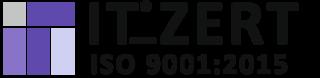 itZert-9001-2015